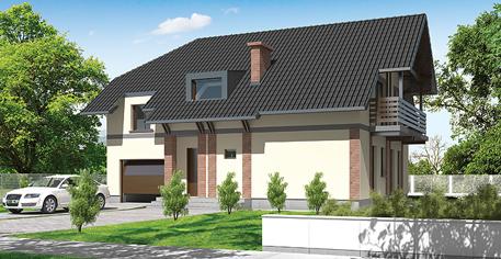 Biuro Projektowe Białystok - Projekty Domów Jednorodzinnych - Architekt Białystok