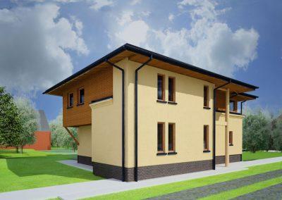 domy jednorodzinne projekty Białystok