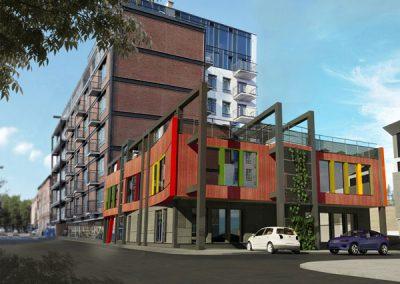 projekty architektoniczne przedszkoli