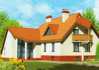 projektowanie domów Białystok