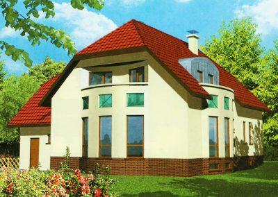 projekty domów Białystok